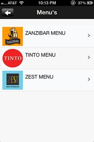 ZanzibarCur - screenshot