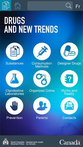RCMP Drugs awareness