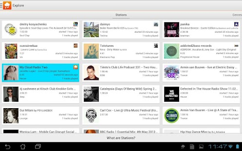 My Cloud Player for SoundCloud - screenshot thumbnail