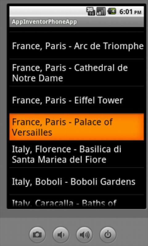 Virtual World Tour 3D- screenshot