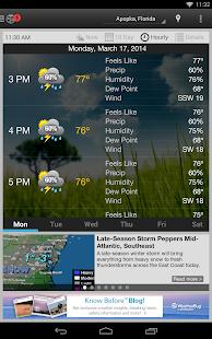 WeatherBug Screenshot 34
