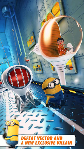 Despicable Me: Minion Rush v1.0.0