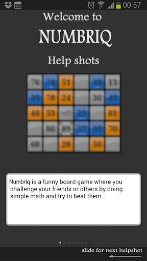 Numbriq - The Math Battle