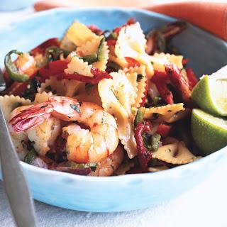 Sonoran Shrimp Scampi