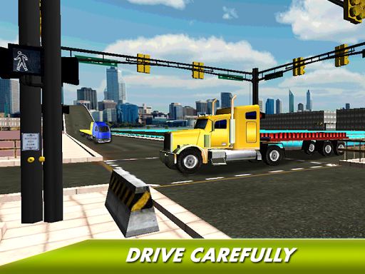 Heavy Truck Driver Simulator3D|玩模擬App免費|玩APPs