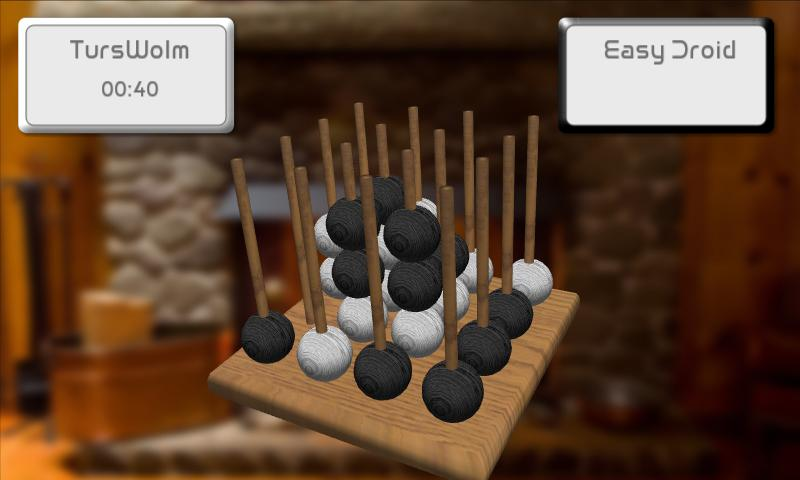 Score Four 3D - screenshot