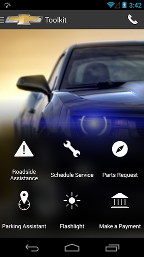 Findlay Chevrolet DealerApp