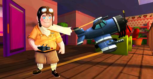 玩具飞机飞行模拟器