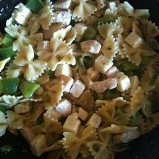 Best Ever Pasta Salad