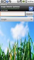Screenshot of eZSearch