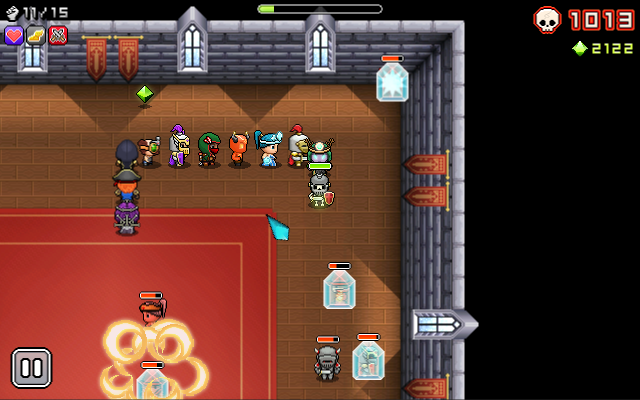Nimble Quest- screenshot