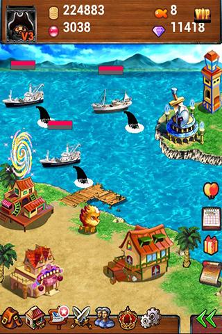 Ocean Age Pro Global