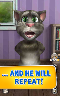 Talking Tom Cat 2 Free - screenshot thumbnail