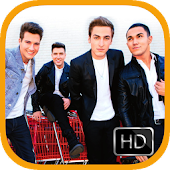 Big Time Rush 2014 Wallpaper