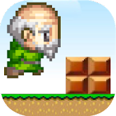 ActionGame [Jumping Grandpa]