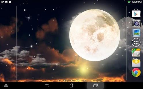 玩免費個人化APP|下載月亮 動態壁紙 app不用錢|硬是要APP