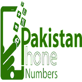 Pakistan Phone Numbers