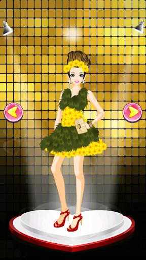 Dress Up Cute Girl Fashion