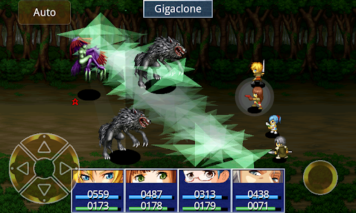 RPG Eve of the Genesis HD Screenshot 12