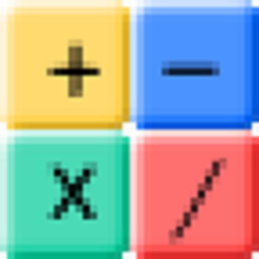 四則演算ゲーム LOGO-APP點子