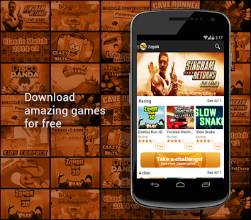 ZAPAK - FREE GAMES APK for Blackberry | Download Android APK GAMES
