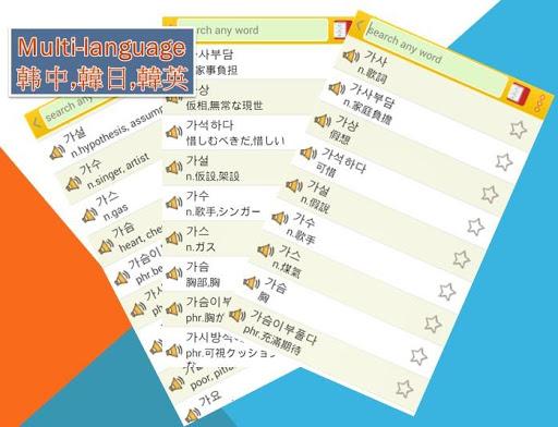 無料教育Appの韓国語学ぶ TOPIK|記事Game