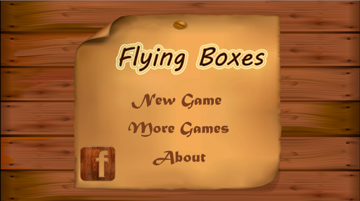 Flying Boxes Challenge