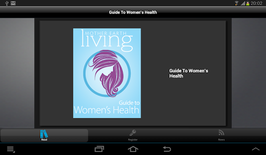 Guide To Women's Health - screenshot thumbnail