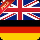 Offline English German Dict. icon