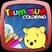 Tsum Coloring Tsum