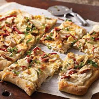 Grilled Chicken Flatbread Recipes.