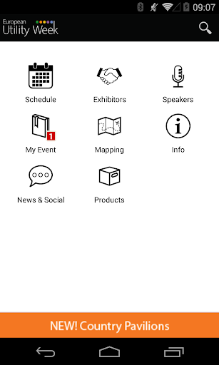 EUW14 Event Networking App