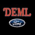 Deml Ford logo
