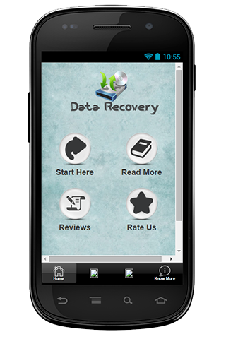 Data Recovery From Phone Tip