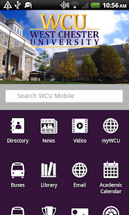 WCU Mobile- screenshot thumbnail