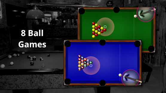 Funky Pool- screenshot thumbnail