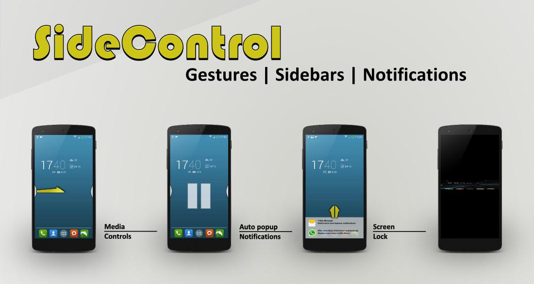 SideControl - screenshot
