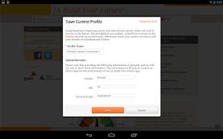 Screenshot of JA Build Your Future™