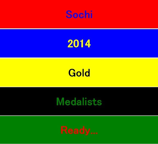 Sochi Golds