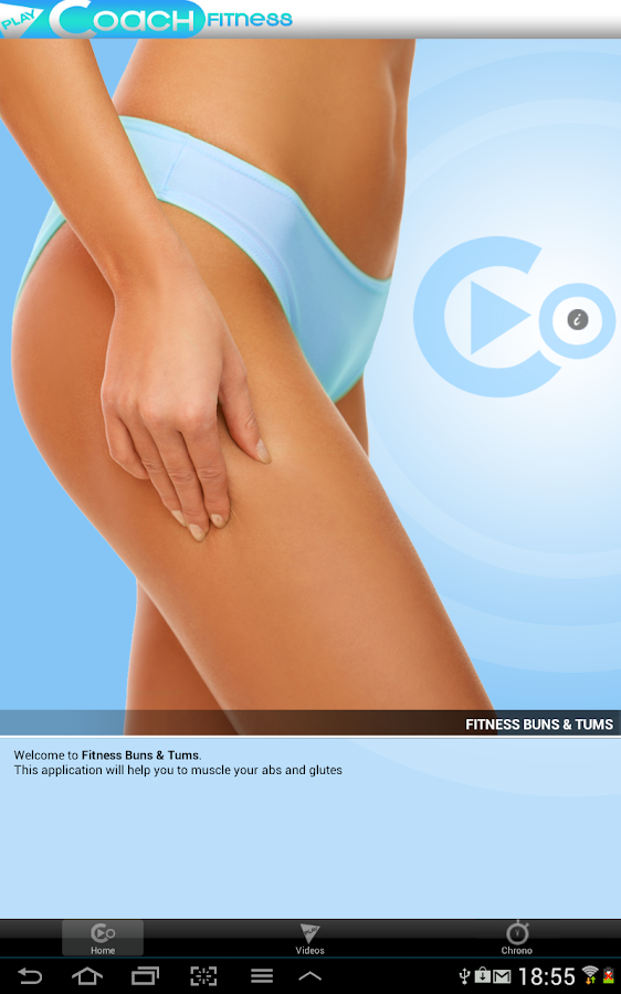 PlayCoach™ Fitness Buns & Tums- screenshot