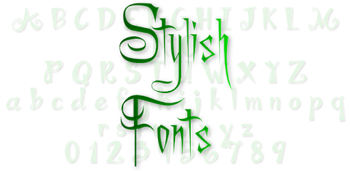 Stylish Fonts Aplikasi Di Google Play