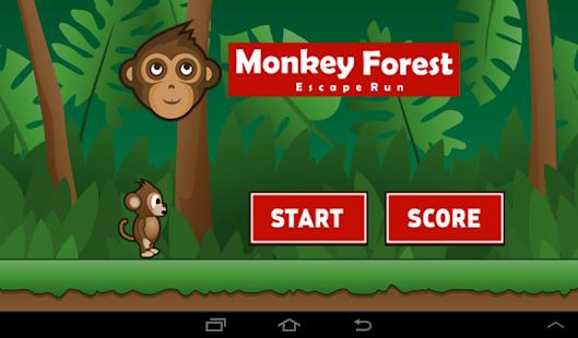 Jungle Monkey Run Saga