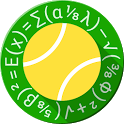 Tennis Math icon