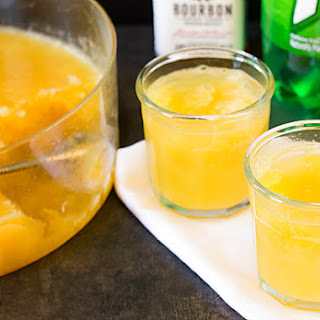 Bourbon Slush Without Tea Recipes.