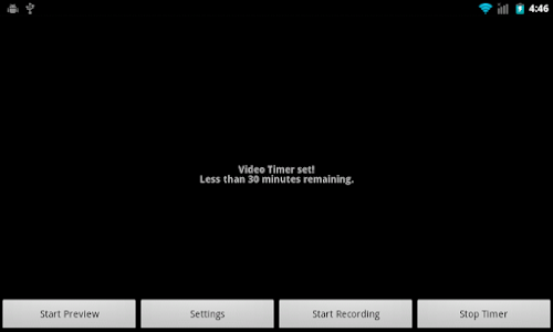 Video Timer screenshot 1