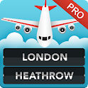 Heathrow Airport Info Pro icon