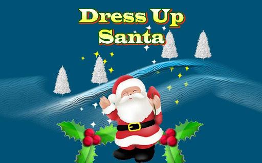 dress up santa