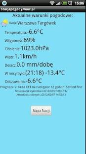 stacjapogody.waw.pl Screenshot 2