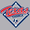 Texas HS Baseball Coach Assoc. logo