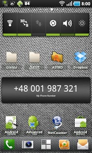My Phone Number - screenshot thumbnail